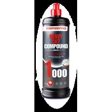 Menzerna 1000 крупнозернистая полировальная паста