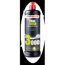 Menzerna 3000 финишная полировальная паста
