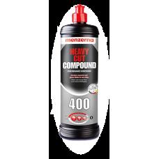 Menzerna 400 крупнозернистая полировальная паста