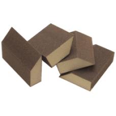 Flexifoam Flexifoam Angle Block угловая шлифовальная губка
