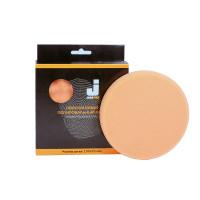 JETA PRO 5872312 полировальный диск средней жесткости, Оранжевый гладкий 150*25мм 2ой-шаг