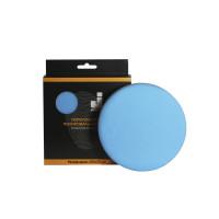 JETA PRO 5872314 полумягкий полировальный диск, Синий гладкий 150*25мм 2ой и 3ий-шаг