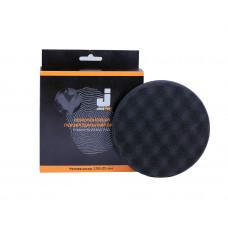 JETA PRO 5873313 Мягкий полировальные диски, Черный рифленый 150*25мм 3ий-шаг