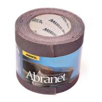 Abranet шлифовальный рулон 115мм * 10м сетка