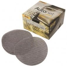 Autonet  (Автонет) шлифовальный диск 150mm, на сетчатой основе.